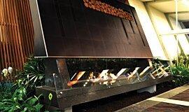 Calamvale Hotel, Sydney Linear Fires Ethanol Burner Idea