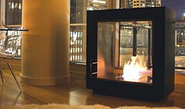 5th Madison - Private Residence Archived Fireplaces Designer Fireplace Idea