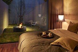 Ark 40 Indoor Fireplace - In-Situ Image by EcoSmart Fire