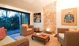 Igloo Indoor Fireplace - In-Situ Image by EcoSmart Fire