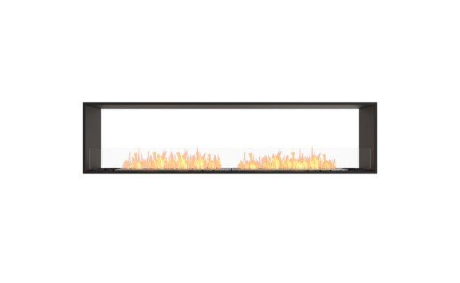 Double Sided Fireplace Insert by EcoSmart Fire