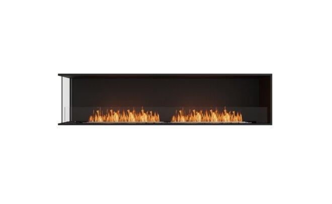 Left Corner Fireplace Insert by EcoSmart Fire