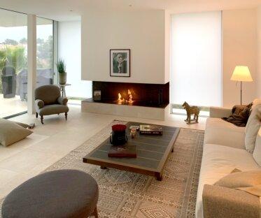 Schreinerei/Joinery Bernhard Schubert, Ebrach - Residential Fireplaces