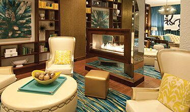 Vinoy Renaissance - Hospitality Fireplaces