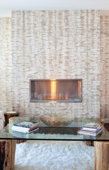 W Residence - Residential Fireplaces
