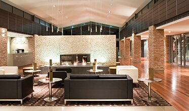 Crowne Plaza Hotel - Commercial Fireplaces