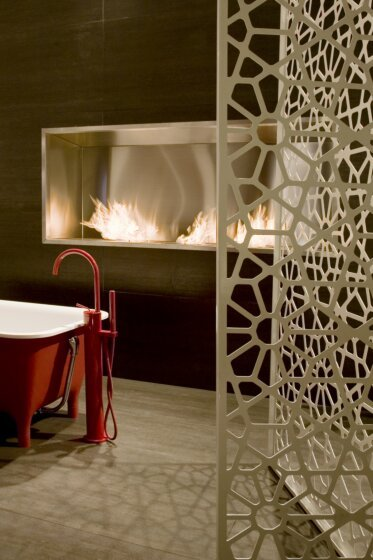Fuori Salone 2010 - Commercial Fireplaces