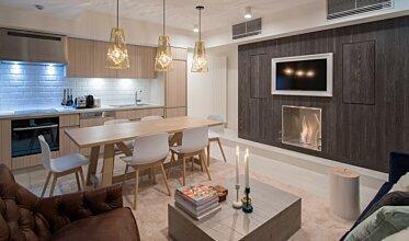 Niseko - Residential Fireplaces