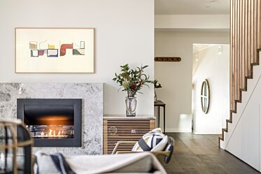 Interior Blossoms - Residential Fireplaces