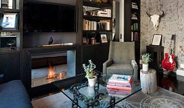 New York Loft - Residential Fireplaces