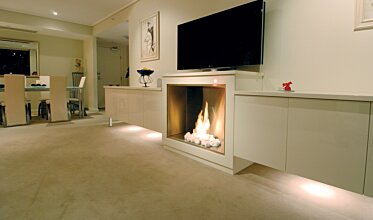 Form - Built-In Fireplaces