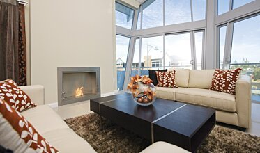 North Coogee - Built-In Fireplaces