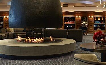The Estreal - Hospitality Fireplaces