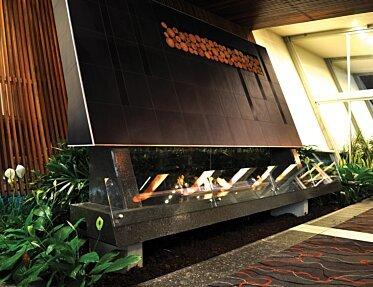 Calamvale Hotel, Sydney - Hospitality Fireplaces