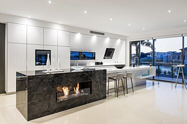 Enigma Interiors - Residential Fireplaces