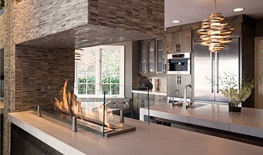Notion Design - Residential Fireplaces