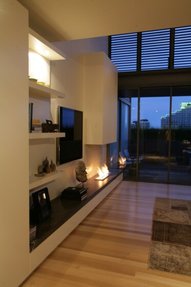 Pia Ruggeri - Residential Fireplaces