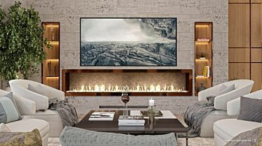 SoIncev Interiors - Residential Fireplaces