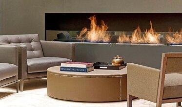 St Regis Hotel Lobby - Hospitality Fireplaces
