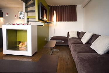 Chalet LaPlagne - Residential Fireplaces