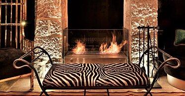 Villa Brown Jerusalem Hotel - Hospitality Fireplaces