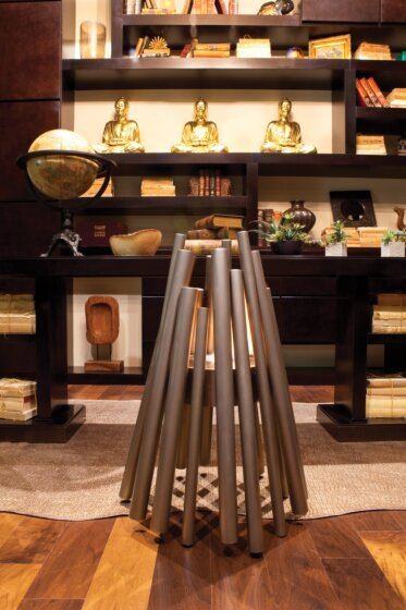 New American Home  - Residential Fireplaces