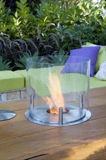 Melbourne International Flower and Garden Show - Commercial Fireplaces