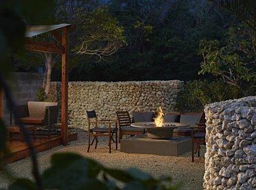 Okinawa Resort - Residential Fireplaces