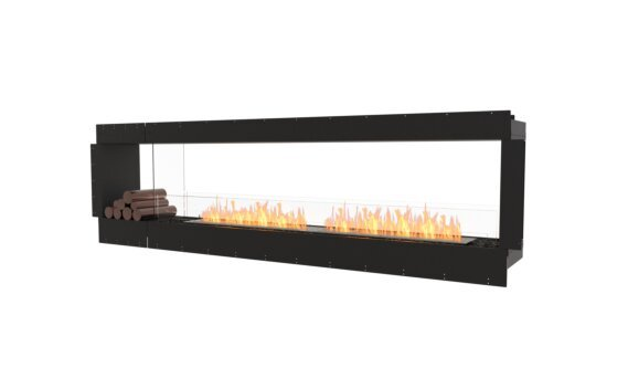 Flex 104DB.BX1 Double Sided - Ethanol / Black / Uninstalled View by EcoSmart Fire