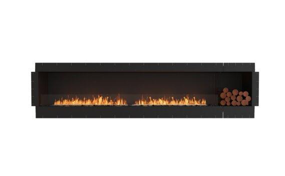 Flex 122SS.BXR Single Sided - Ethanol / Black / Uninstalled View by EcoSmart Fire