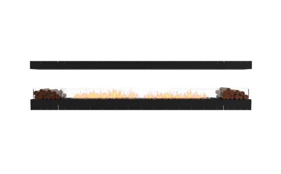 Flex 140IL.BX2 Island - Ethanol / Black / Uninstalled View by EcoSmart Fire