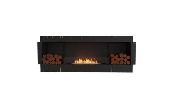 Flex 78SS.BX2 Single Sided - Ethanol / Black / Uninstalled View by EcoSmart Fire