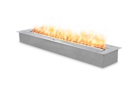XL1200 Ethanol Burner - Ethanol / Stainless Steel / Top Tray Included by EcoSmart Fire