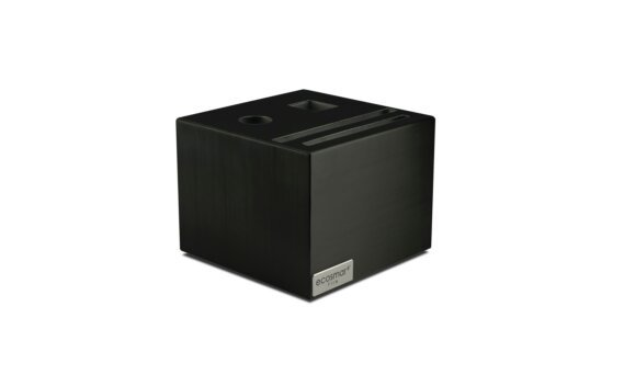 Accessory Holder Black Parts & Accessorie - Black by EcoSmart Fire