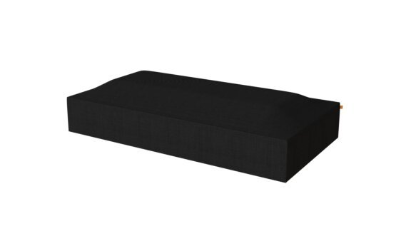 Gin 90 Low Cover Protective Cover - Black by EcoSmart Fire