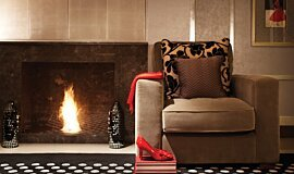 Wyndham Grand Hotel Hospitality Fireplaces Ethanol Burner Idea
