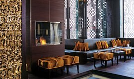 Shochu Bar Hospitality Fireplaces Fireplace Insert Idea