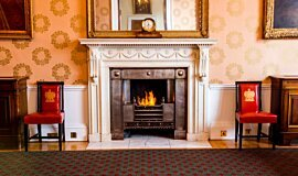 Trinity House Hospitality Fireplaces Ethanol Burner Idea