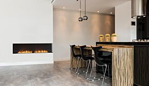 Flex 104RC.BXR Flex Fireplace - In-Situ Image by EcoSmart Fire