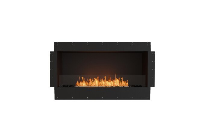 Flex 50SS Single Sided - Ethanol / Black / Uninstalled View by EcoSmart Fire