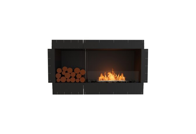 Flex 50SS.BXL Single Sided - Ethanol / Black / Uninstalled View by EcoSmart Fire