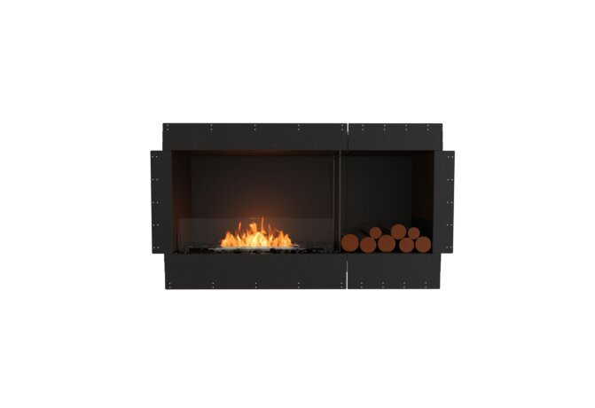 Flex 50SS.BXR Single Sided - Ethanol / Black / Uninstalled View by EcoSmart Fire