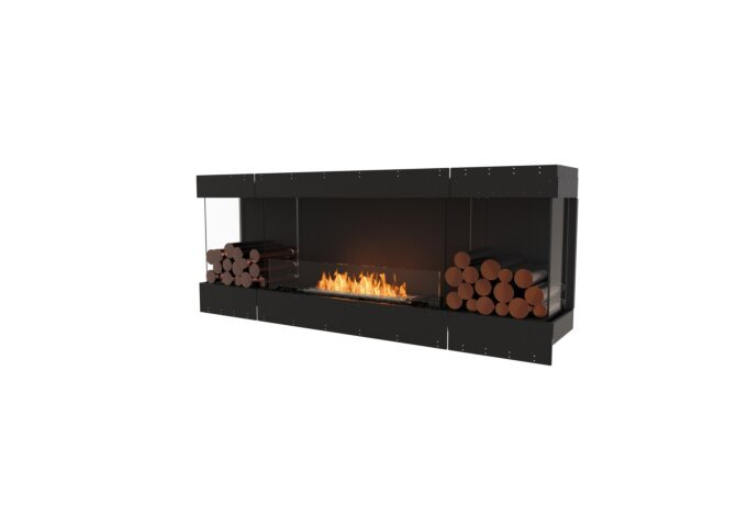 Flex 78 - Ethanol / Black / Uninstalled View by EcoSmart Fire