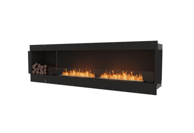 Flex 104SS.BXL Single Sided - Ethanol / Black / Uninstalled View by EcoSmart Fire