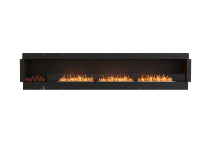 Flex 140SS.BXL Single Sided - Ethanol / Black / Uninstalled View by EcoSmart Fire