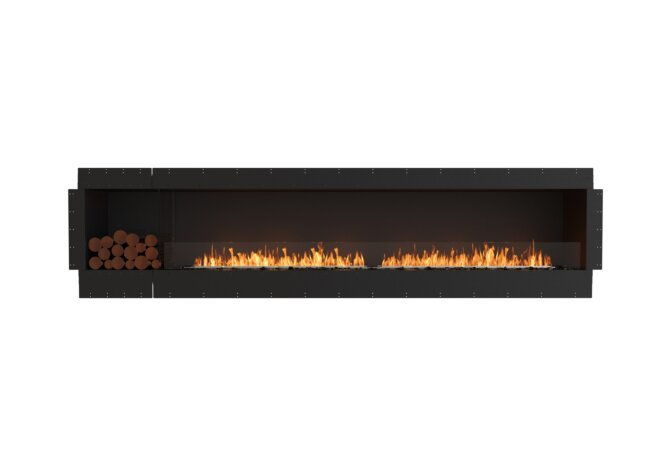 Flex 122SS.BXL Single Sided - Ethanol / Black / Uninstalled View by EcoSmart Fire