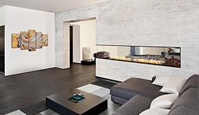 Flex 68PN.BXL Flex Fireplace - In-Situ Image by EcoSmart Fire