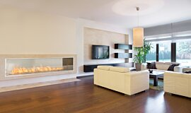 Living Area Hospitality Fireplaces Fireplace Insert Idea