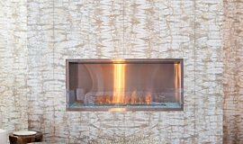 W Residence Hospitality Fireplaces Fireplace Insert Idea