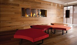 Korn Design Group Commercial Fireplaces Fireplace Insert Idea